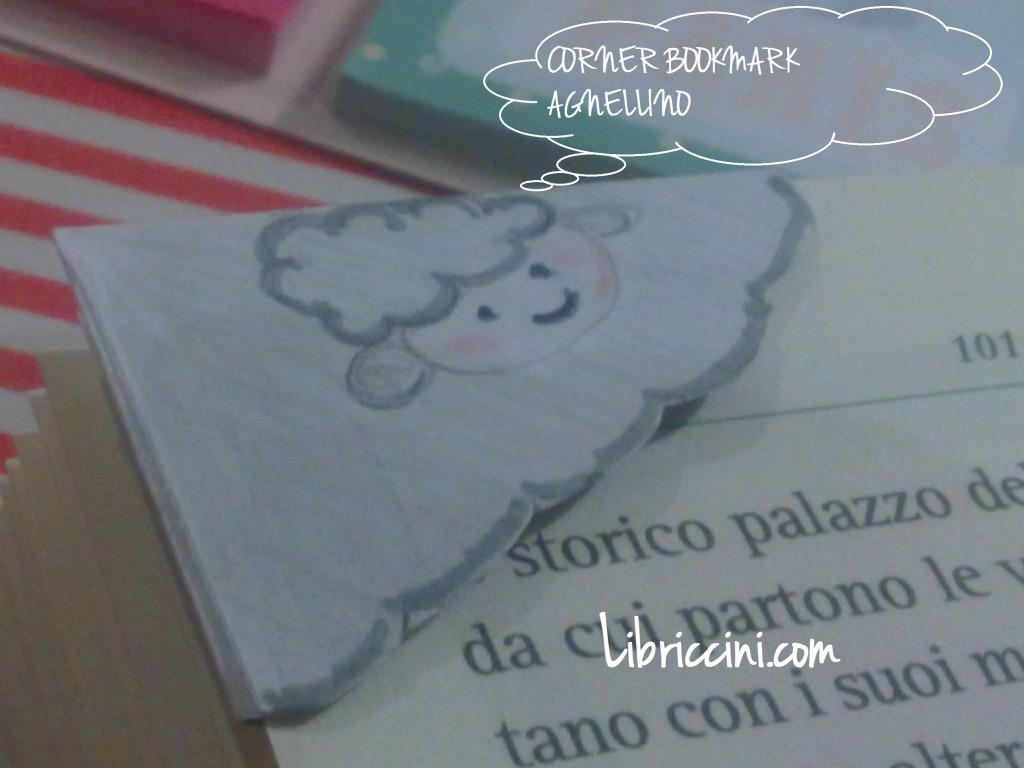 Corner Bookmark: agnellino