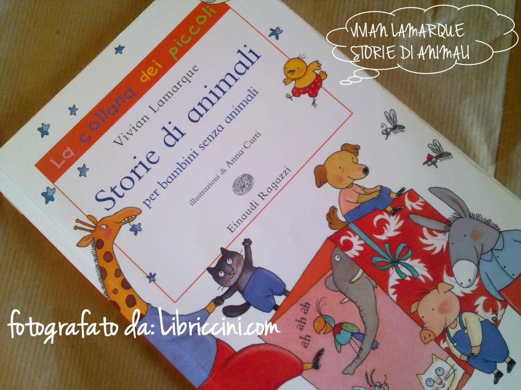 Vivian Lamarque, storie di animali per bambini senza animali