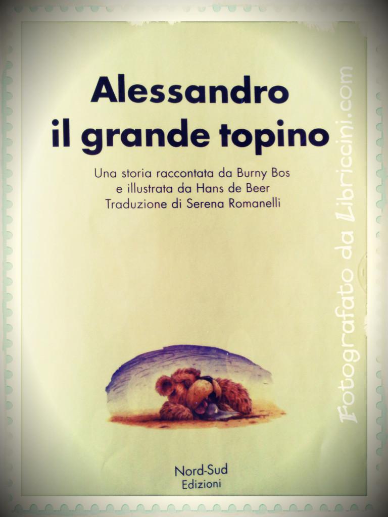 Alessandro il grandetopino -Nord Sud