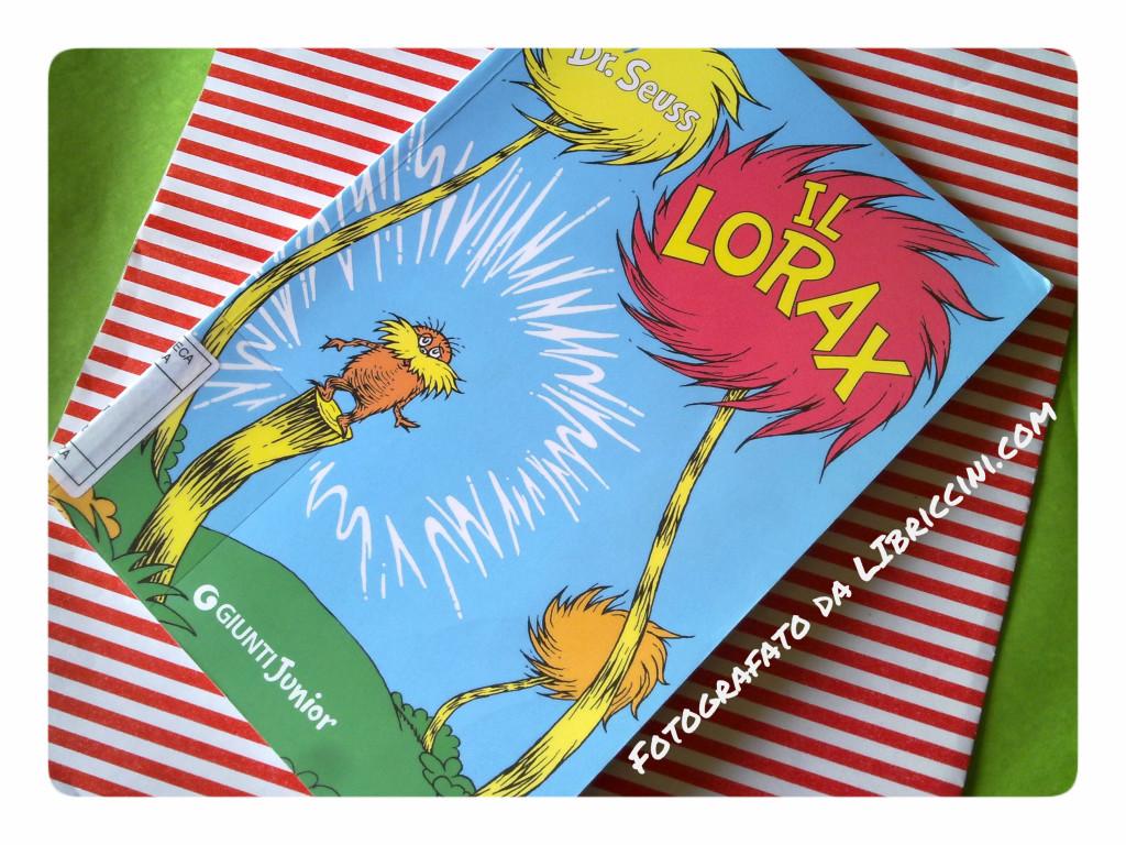Il Lorax, Dr Seuss