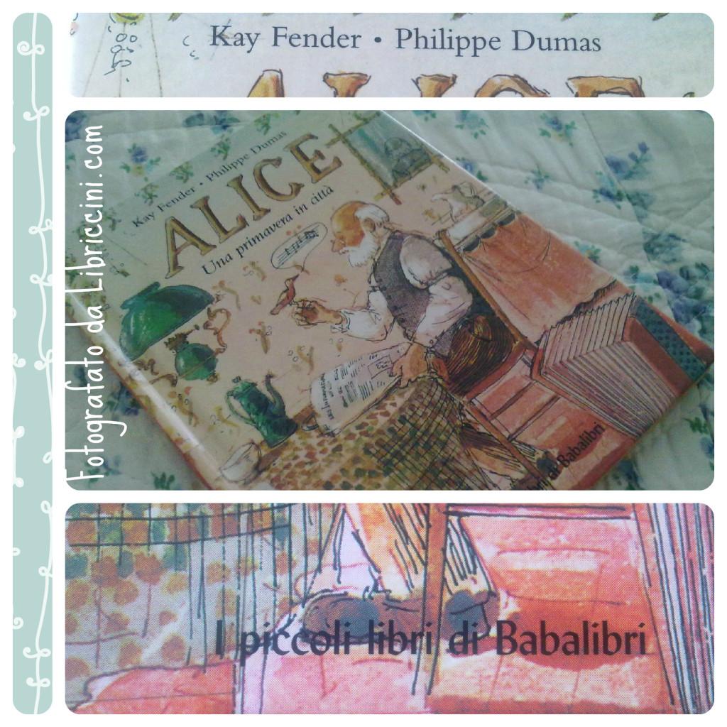Alica, Kay Fender-Philippe Dumas- Babalibri