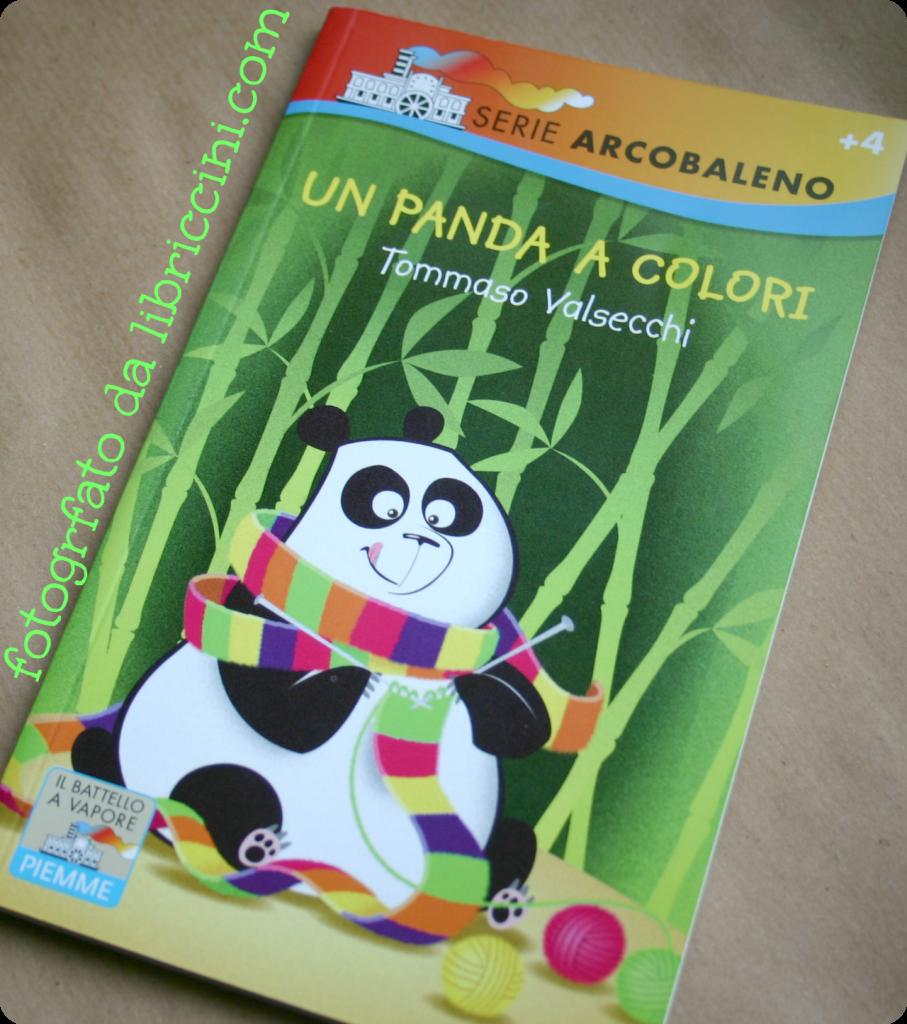 UN PANDA A COLORI, TOMMASO VALSECCHI