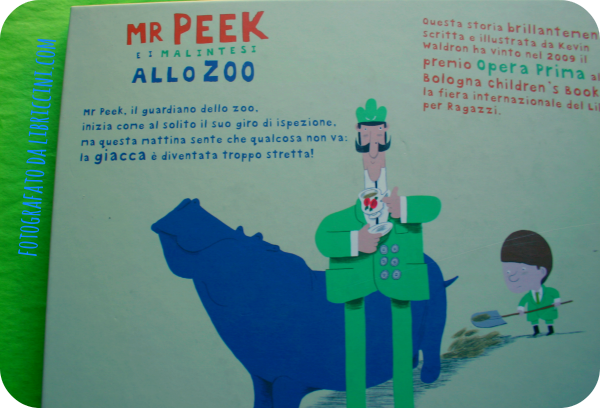 MR.PEEK E I MALINTESI ALLO ZOO