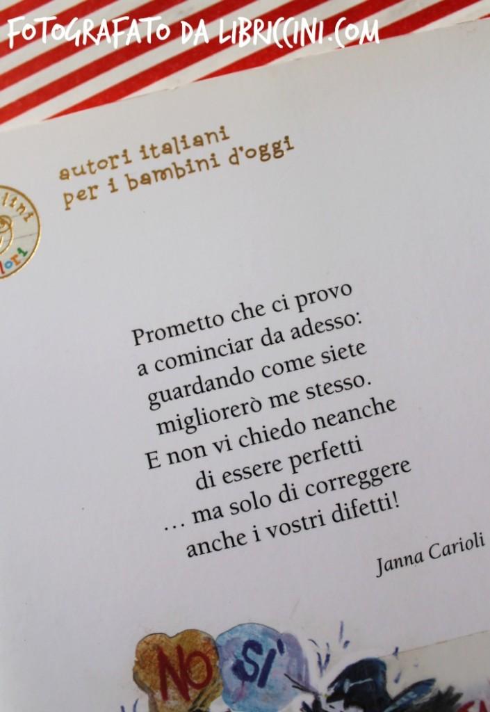 I difetti dei grandi , Janna Carioli