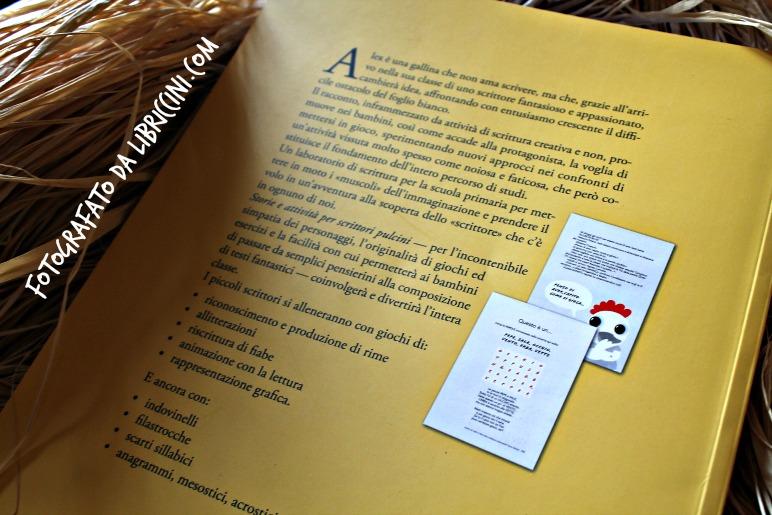 Storie e attività per scrittori pulcini, laboratorio di scrittura