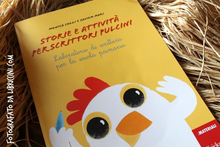 Storie e attività per scrittori pulcini